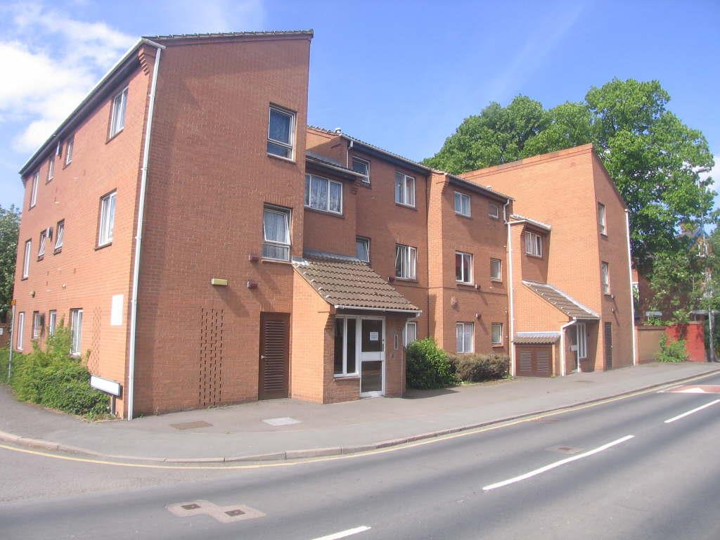 1 Bedroom Flat for sale in Lanesborough Court, Loughborough